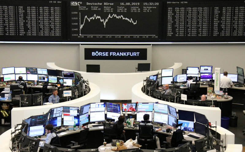 Last orders: Rise of closing auctions stirs worries in European stock markets By Reuters