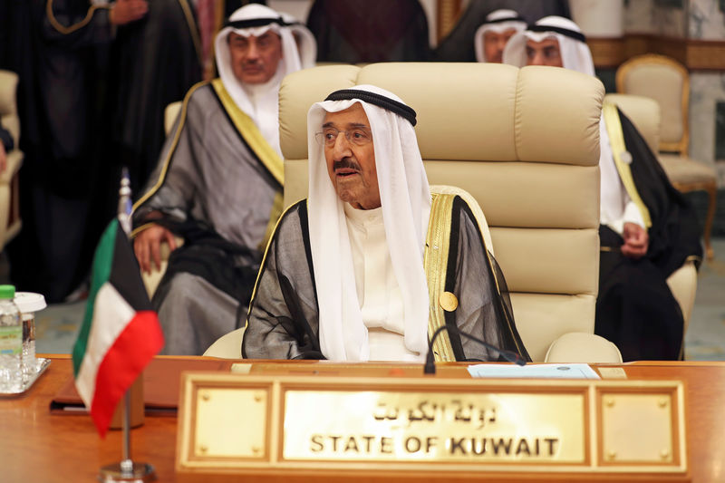 Kuwait's Emir has recovered after health setback: state news agency By