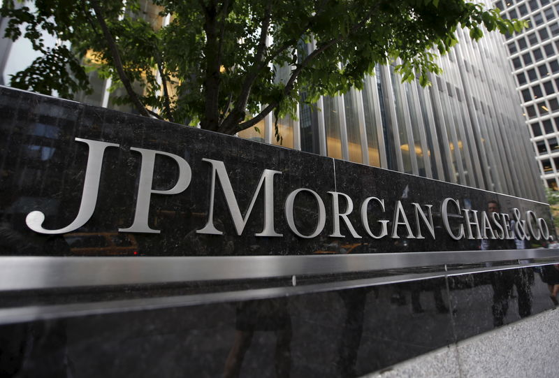 JPMorgan to brief clients on volatility in equity markets By Reuters