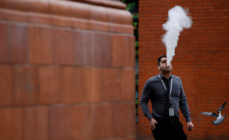 CDC probes lung illnesses linked to e-cigarette use