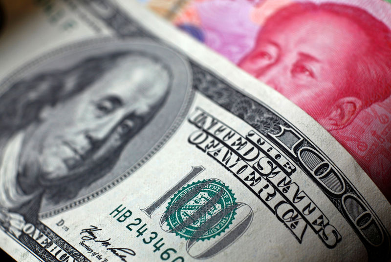 Yuan wobbles on Trump trade comments, details of China rate reforms awaited