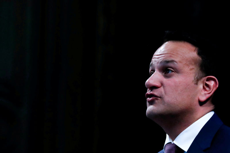 Johnson and Ireland's Varadkar to meet in Dublin in early September - Irish government statement