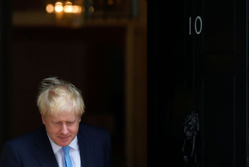 UK's Johnson puts health service off limits in potential U.S. trade deal: report