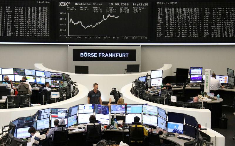 Asia shares edge up as stimulus hopes temper recession worries - Investing.com image