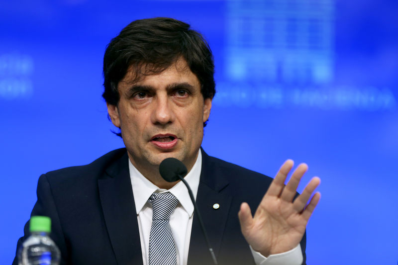 Argentina's new economy chief says peso stability is top priority