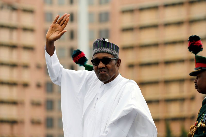 Nigeria's Buhari assigns cabinet portfolios, appoints Timipre Silva oi