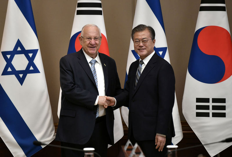 Israel, South Korea forge free trade deal