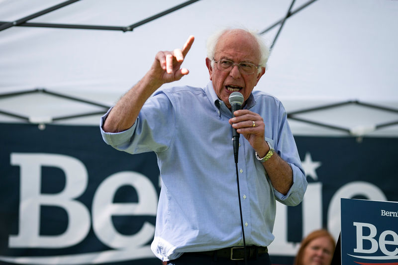 Bernie Sanders proposes $16.3 trillion Green New Deal plan