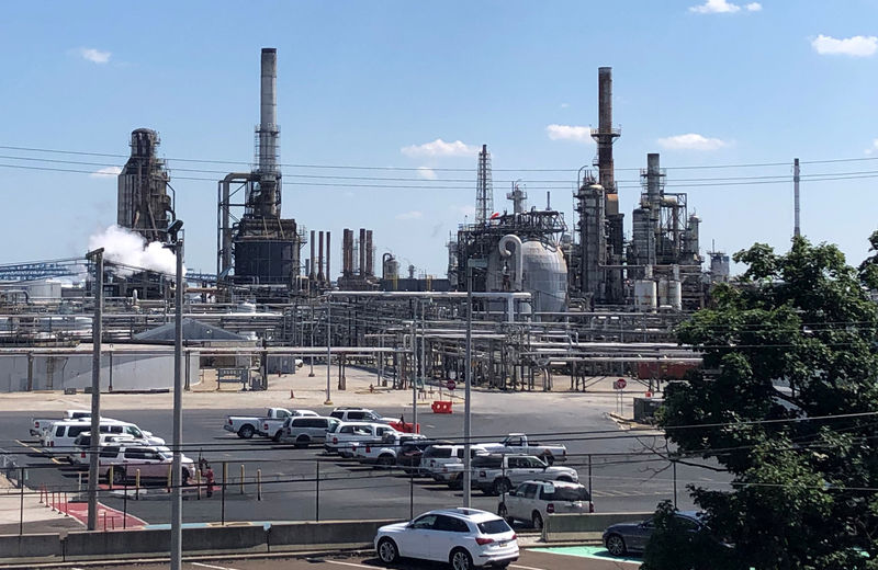 Exclusive: Biofuels company proposes to buy fire-damaged Philadelphia refinery