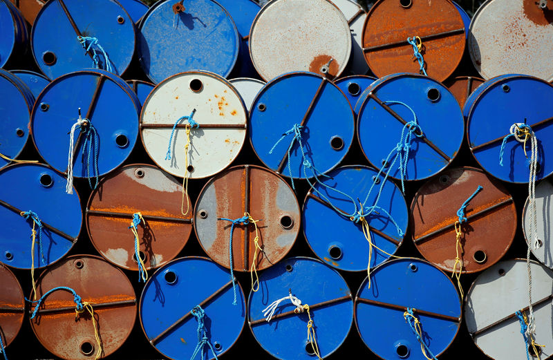 Oil prices creep up ahead of speech by Fed chair By Reuters
