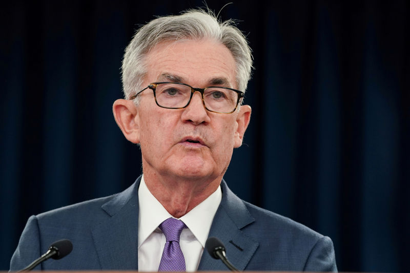 Powell stops short of committing to rate cuts, and Trump fumes By Reut