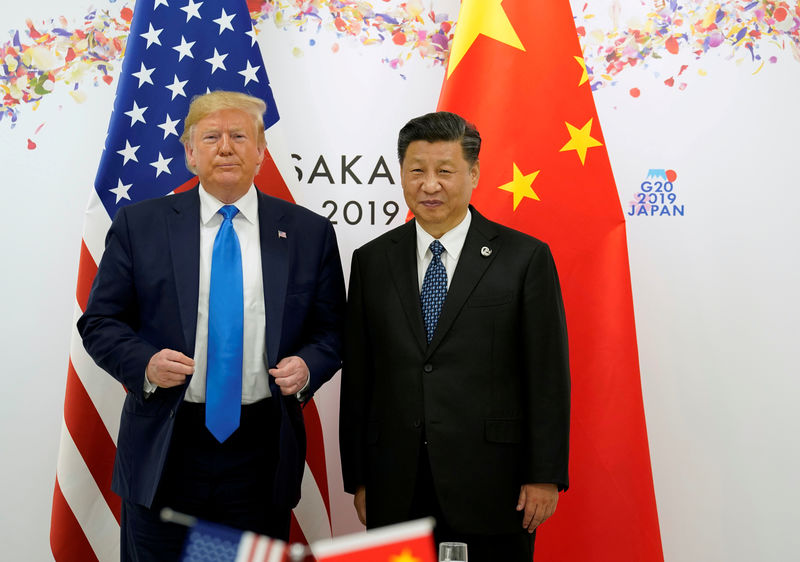 Trump heaps another 5% tariff on Chinese goods in latest tit-for-tat e