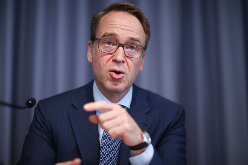 ECB's Weidmann sees no need for economic stimulus: FAS By Reuters