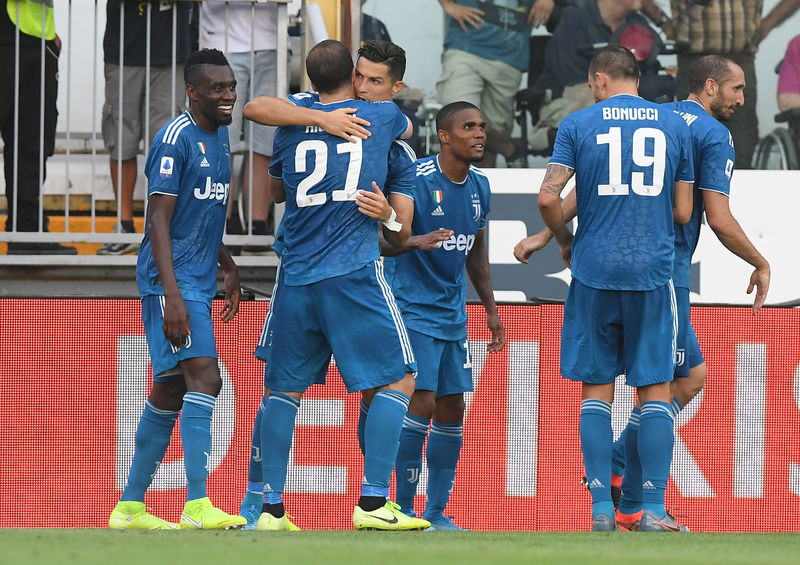 © Reuters. Serie A - Parma v Juventus