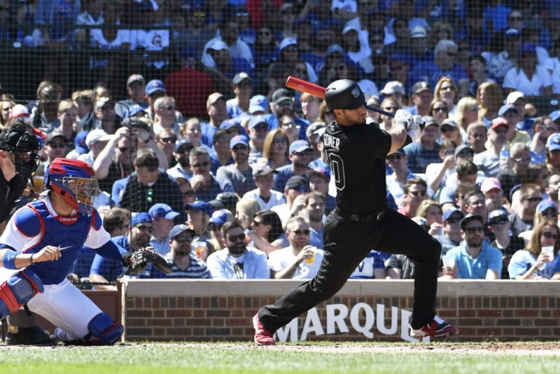 Gomes helps Nationals pull away for win over Cubs By Reuters