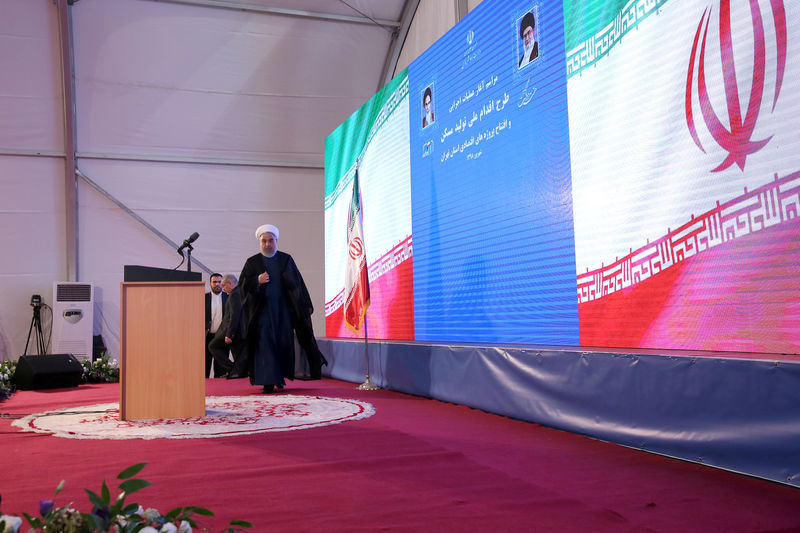Iran's Rouhani rules out talks with U.S. until sanctions lifted By Reu