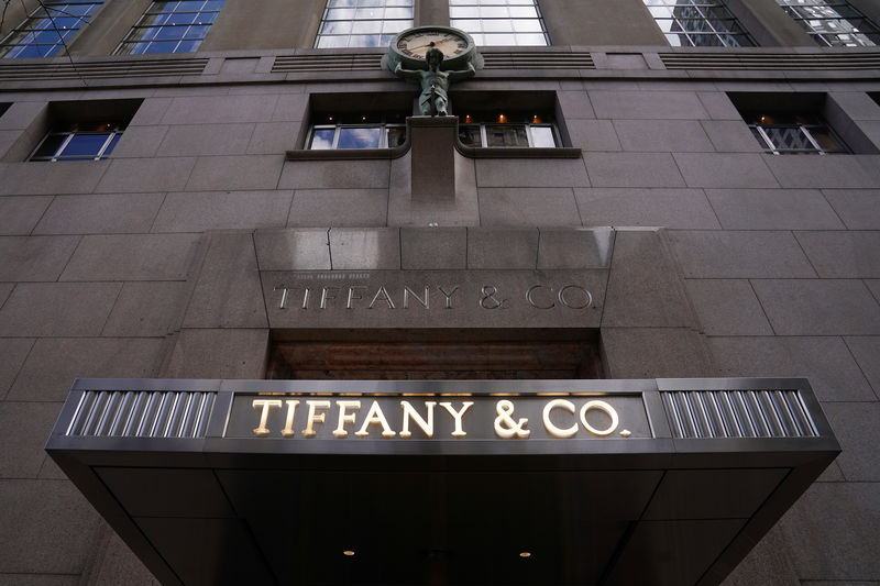 Tiffany beats profit estimates on lower marketing spend By Reuters