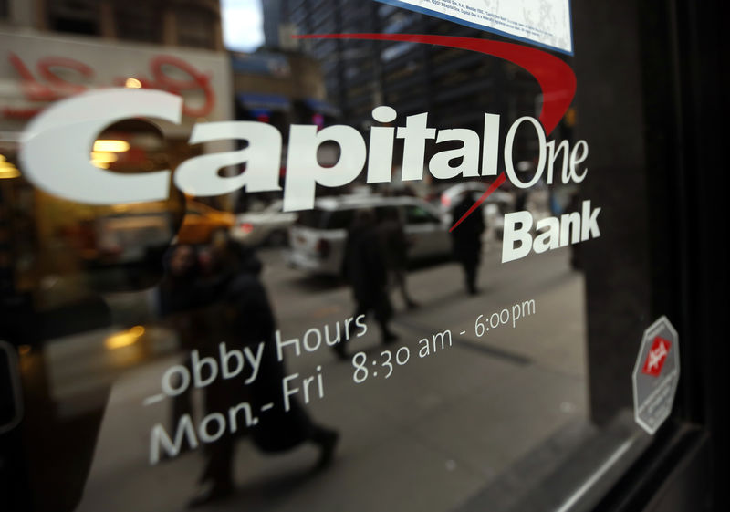 U.S. jury indicts suspected Capital One hacker on wire fraud, data the