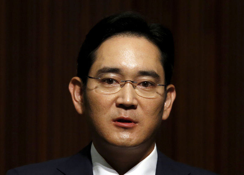 South Korea's top court returns Samsung heir Lee's bribery case for re
