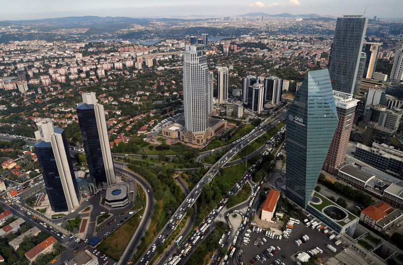 Turkish economy to contract in second quarter, log zero growth this year: Reuters poll