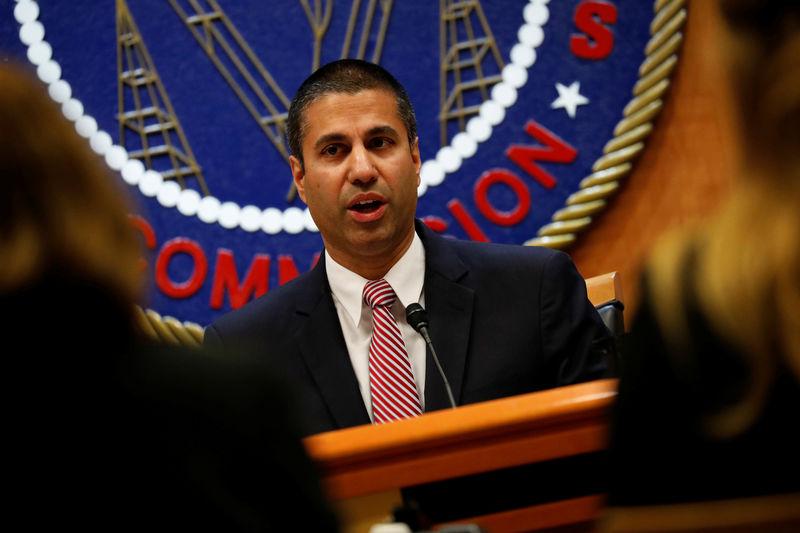 FCC chair Pai seeks approval for Nexstar-Tribune merger