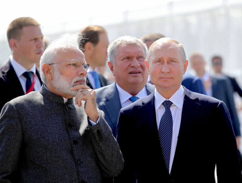 Russia, India back legitimate trade ties with Iran: RIA cites joint statement