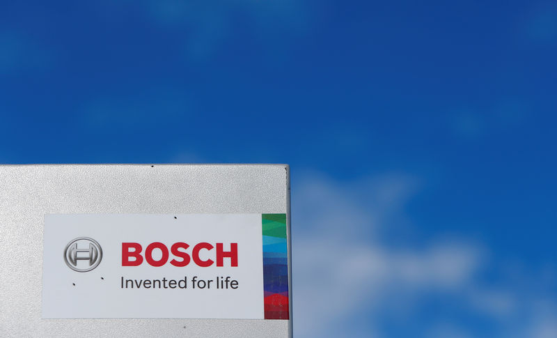 Bosch seals car battery deal with China's CATL in hybrid drive By Reut