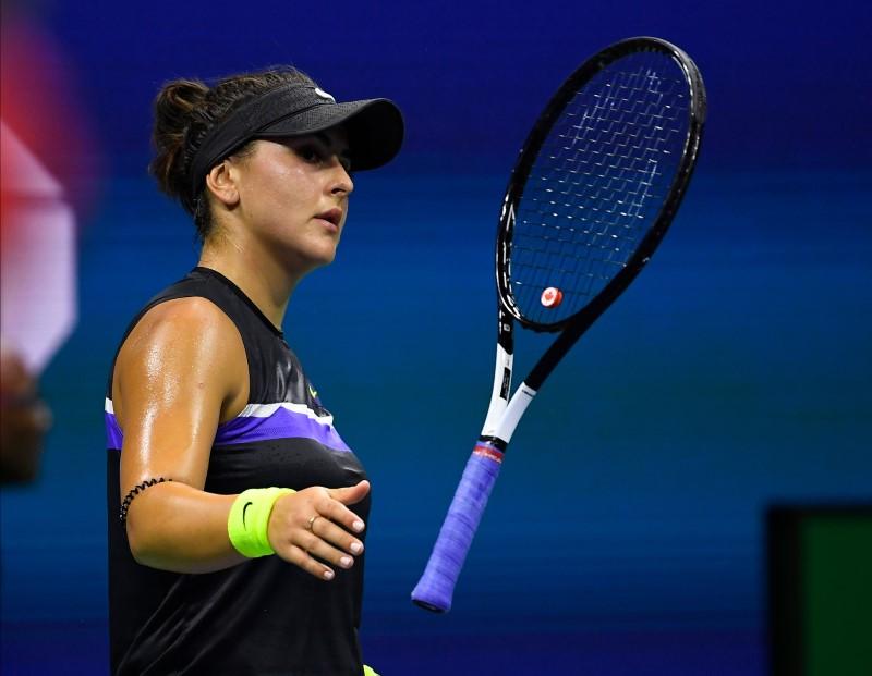 © Reuters. Tennis: US Open