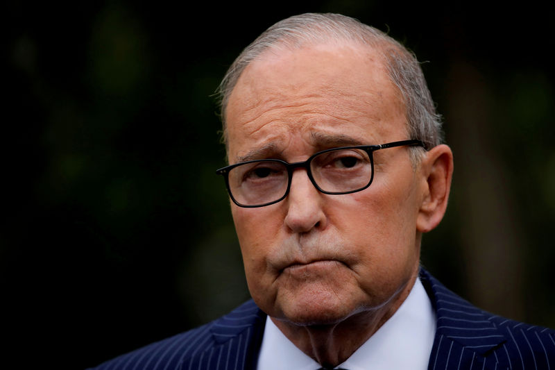 Kudlow says trade talks between China, U.S. will likely 'heat up' By R
