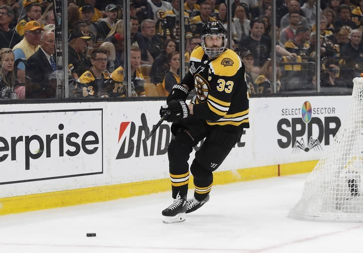 Bruins D Chara says he might miss season opener By Reuters