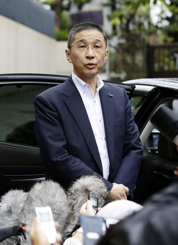 Nissan to discuss CEO Saikawa's successors at meeting on