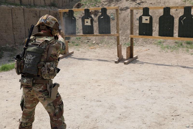 Trump says Taliban talks 'dead,' U S  military to ramp up