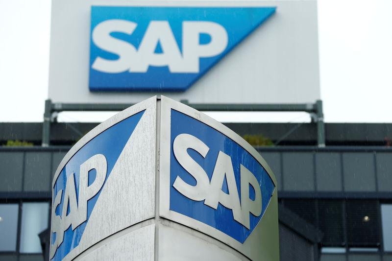 SAP chief says German headquarters an advantage amid U S