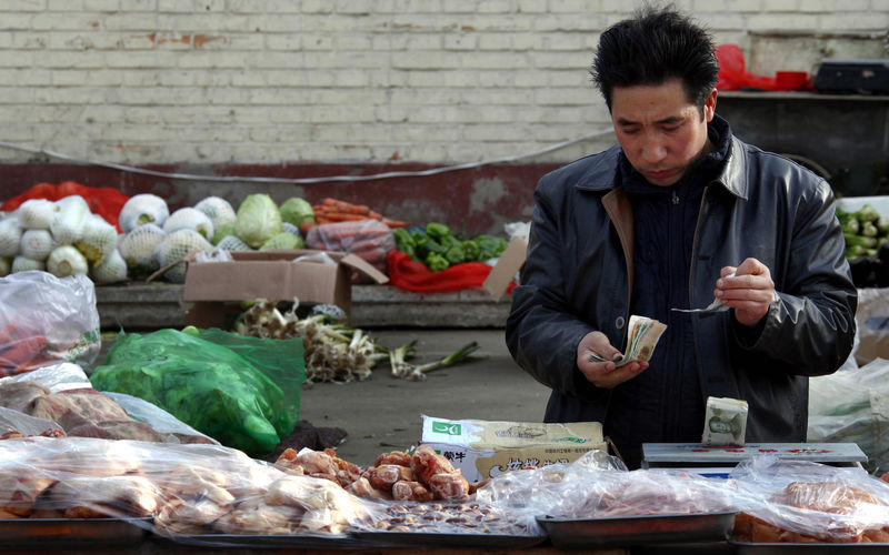 China August factory deflation deepens, prices fall most in three years; pork prices soar - Investing.com thumbnail