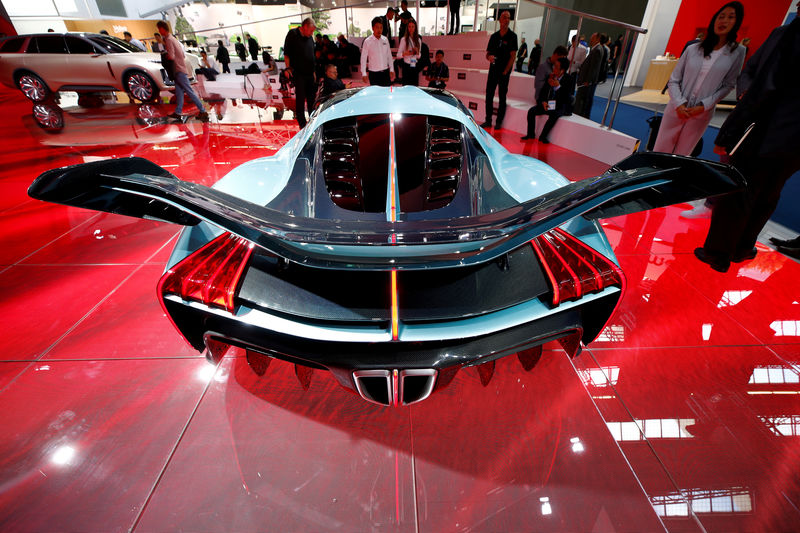 Chinese firms out in force at Frankfurt boosted by battery builders By