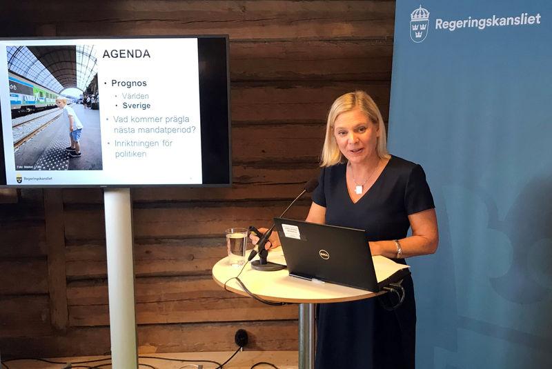 Швеция снизит налоги и повысит льготы для пенсионеров в бюджете