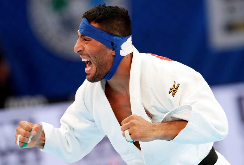 Judo: Iran's Mollaei eyes Tokyo Olympic glory, uncertain of