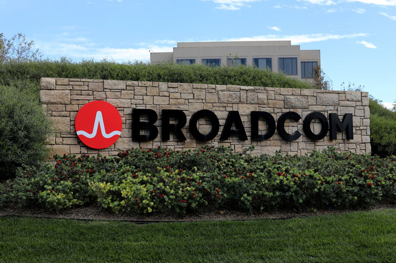 Broadcom says chip demand has hit bottom, but uncertain on recovery ti