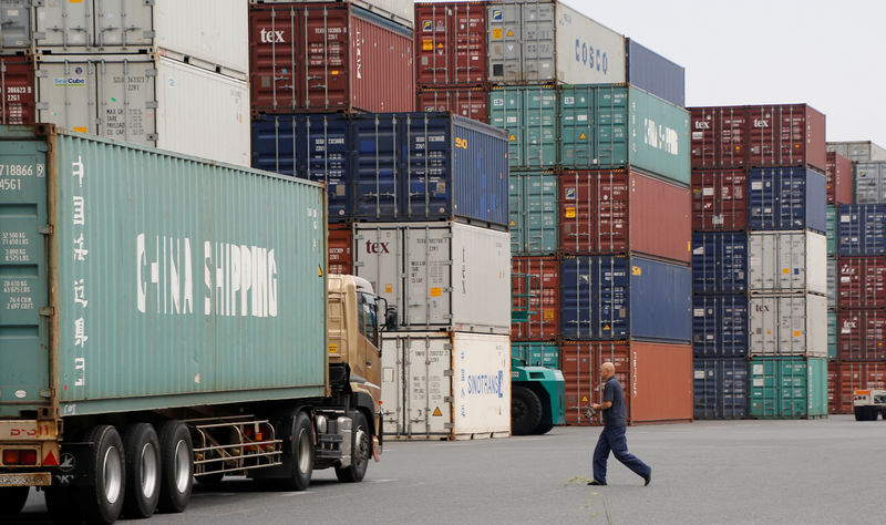 Japan August exports seen in sharpest fall in three years, core inflation to dip: Reuters poll