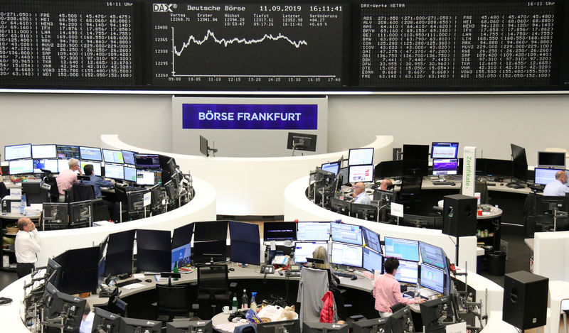 European stocks steady after ECB stimulus boost By Reuters