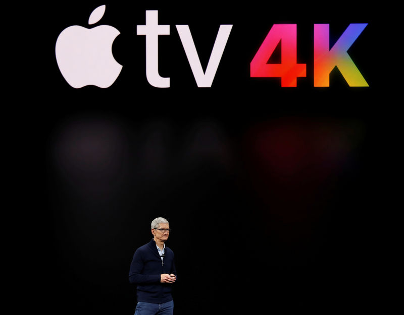 Apple counters Goldman call on 'negative impact' of Apple TV+ trial By