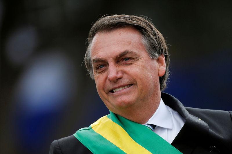 Brazil president calls economy minister from hospital to oppose new ta
