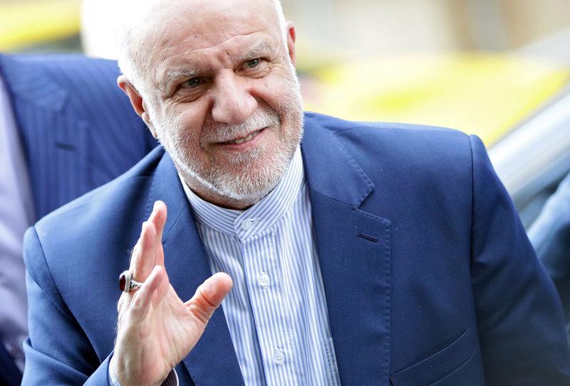 موقع رسمي إيران ستستخدم كل الوسائل الممكنة لتصدير نفطها بواسطة رويترز