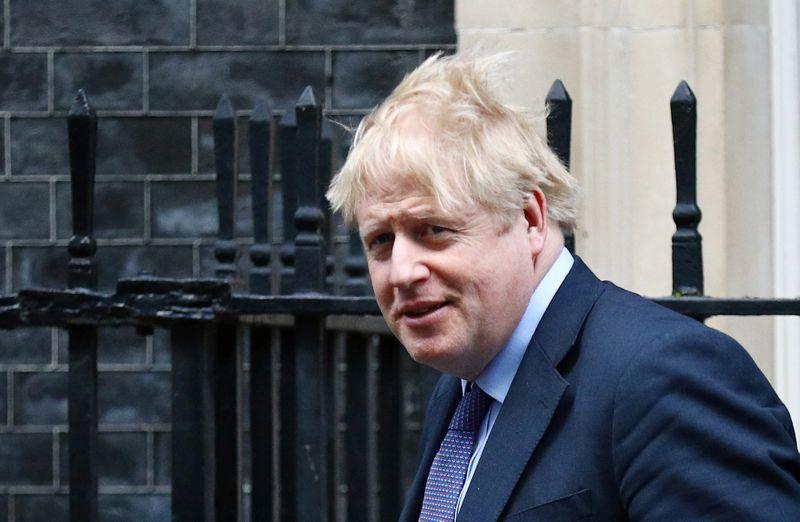 UK PM Johnson's Brexit team seeks to evade Irish Sea checks on goods: Sunday Times