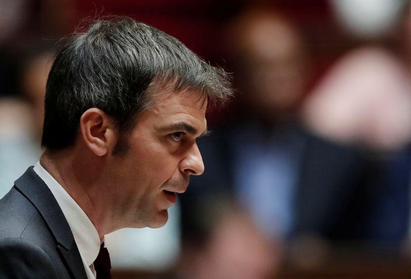 La France se prépare à une épidémie de coronavirus, dit Oliver Véran