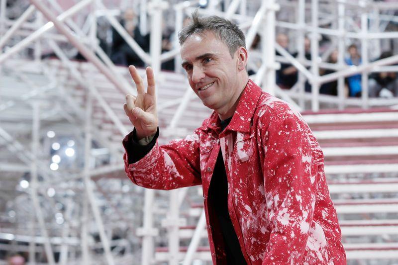 Le Belge Raf Simons rejoint la marque Prada comme co-directeur de la création