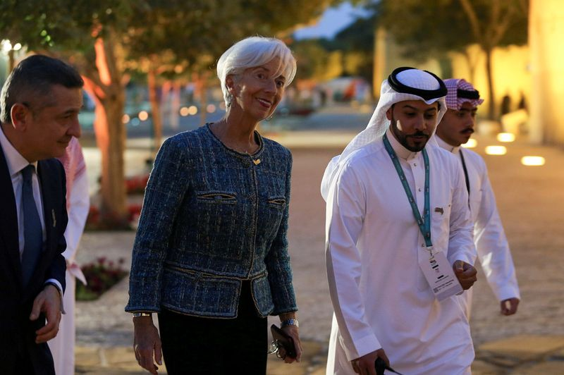 Shifting sands of inflation unsettle top bankers at Riyadh G20 meeting