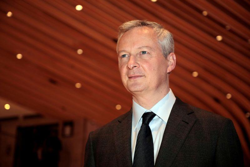 Une taxe internationale sur le numérique ou le chaos, prévient Le Maire