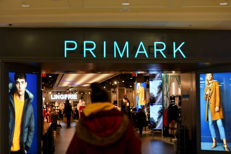 Primark owner warns coronavirus threatens clothing supplies