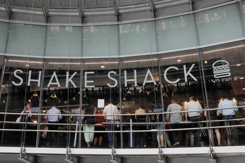 Shake Shack sees delivery disruption thru 2020 with Grubhub partnership